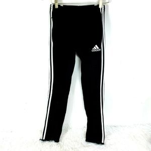 Adidas Track Pants Climacool size L Youth Tapered